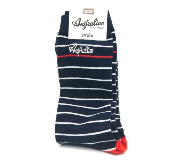 Australian package deal: 5 paar sokken - in Sokken