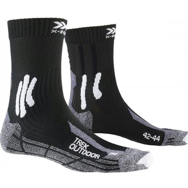 X-socks Trek Outdoor Socks black/grey