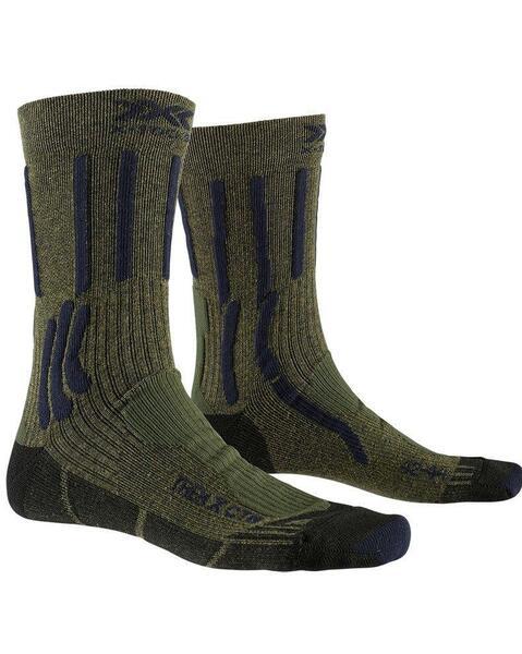 X-socks Trek X Ctn Socks green/blue