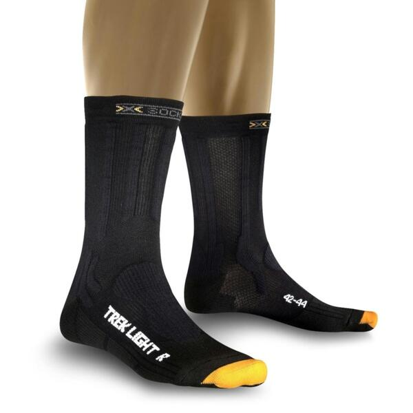 X-socks Trekking Light wandelsokken zw